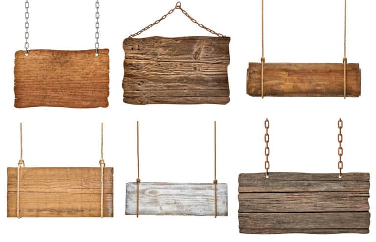Hanging Hardware Wood Sign On Wall – Helpful Guide