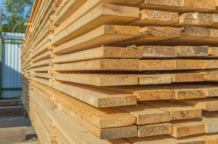 Woodworking By LPI Stacked Wood