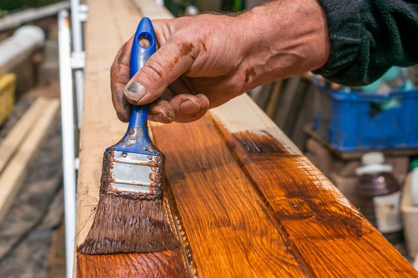 Woodworking By LPI Staining