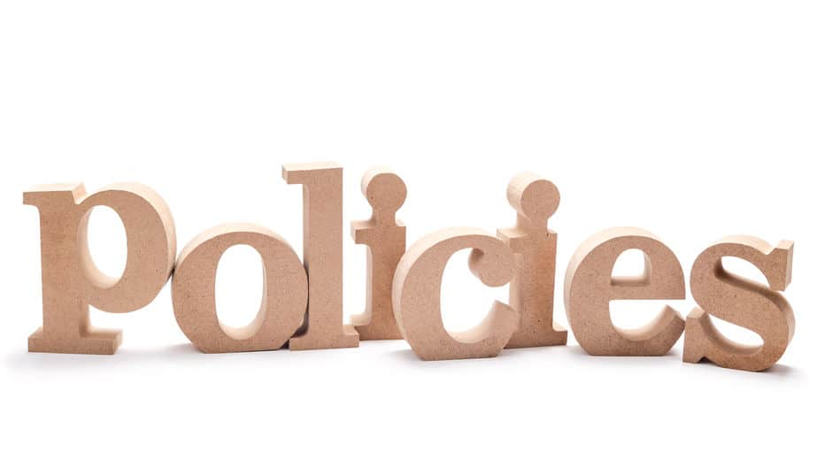 Woodworking By LPI - Policies Letters