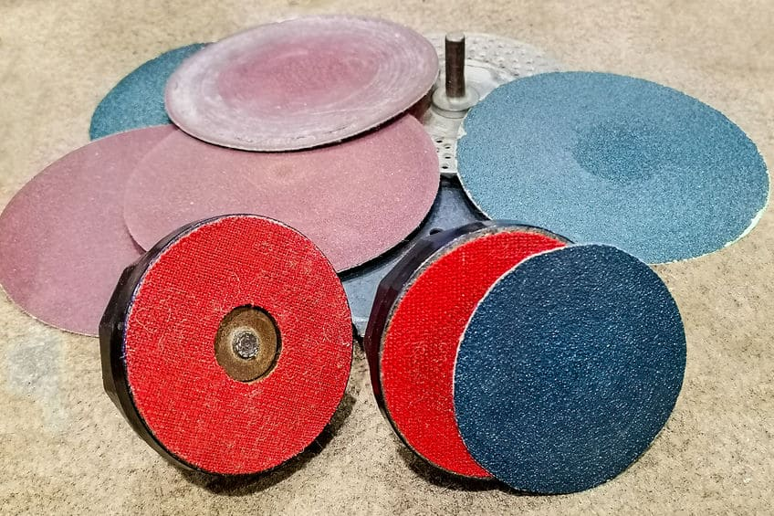 Woodworking By LPI Sand Discs