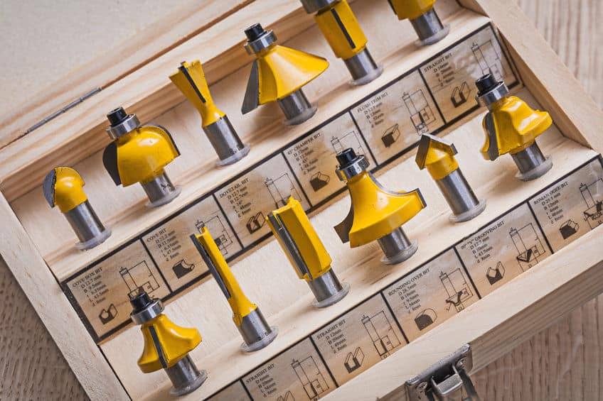 Woodworking By LPI - Router Bit Case