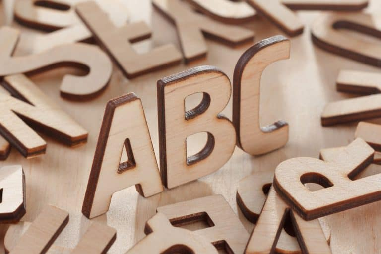 Layout Letters Templates Stencils Wood Signs Helpful Guide