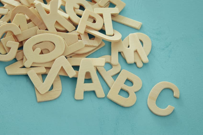 Woodworking By LPI Layout Letters