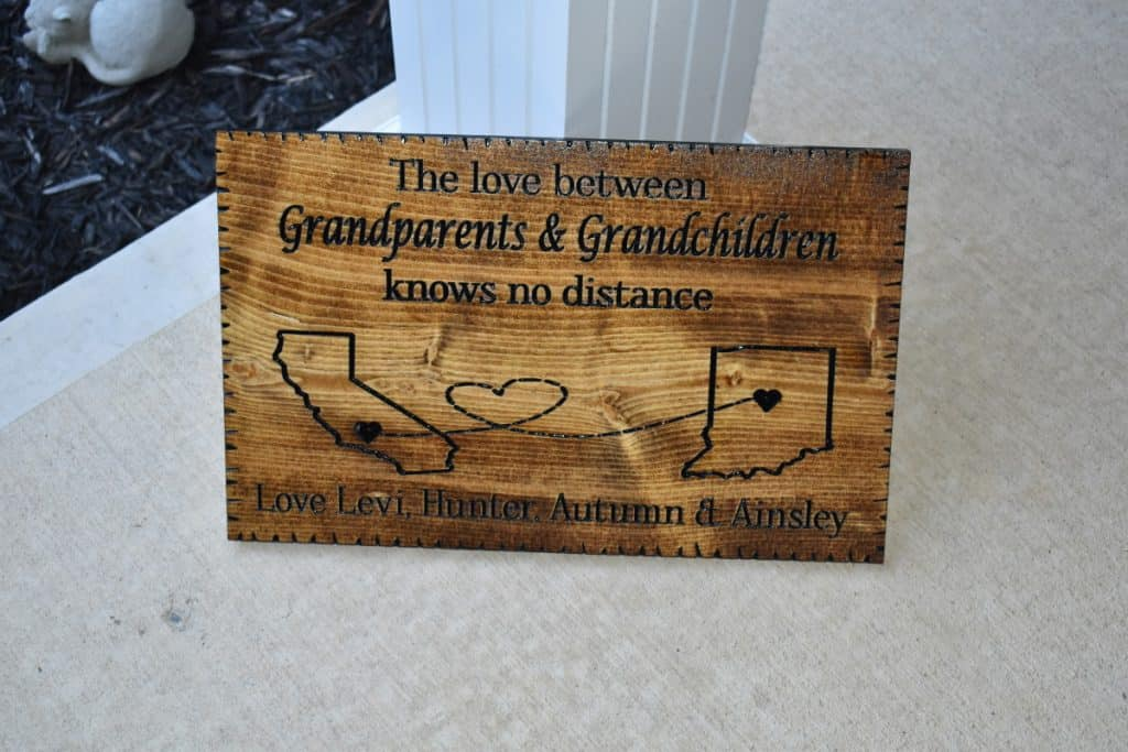 Woodworking By LPI - Grandparents location