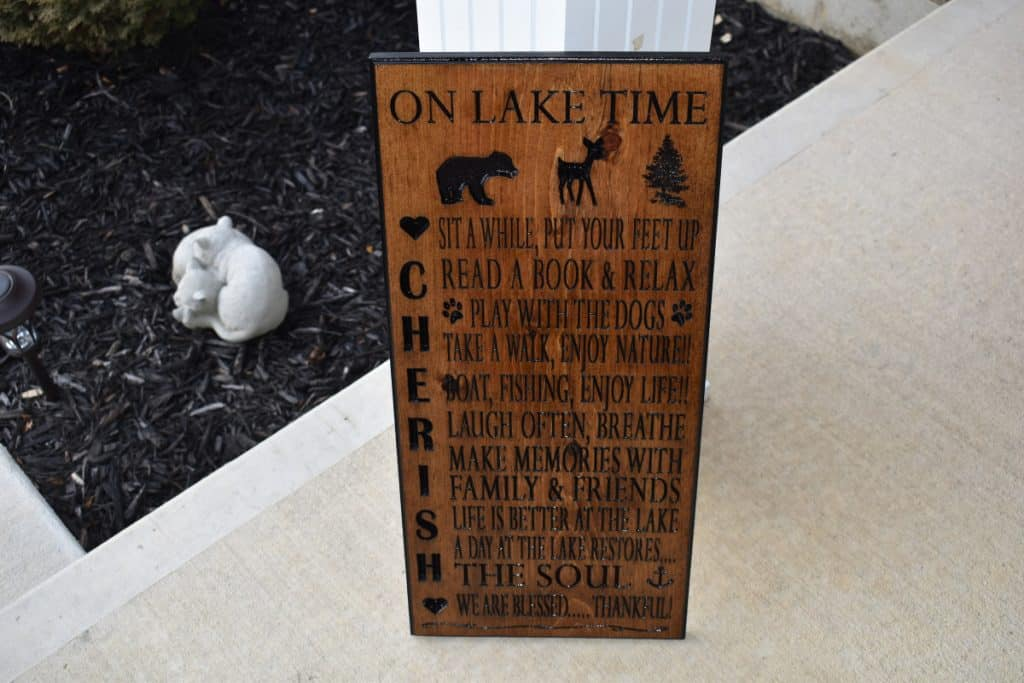 Woodworking By LPI - Custom Lake