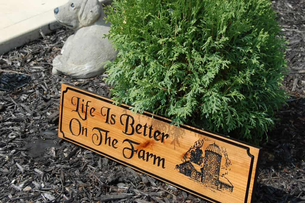 Woodworking By LPI - Life Is Better On the Farm