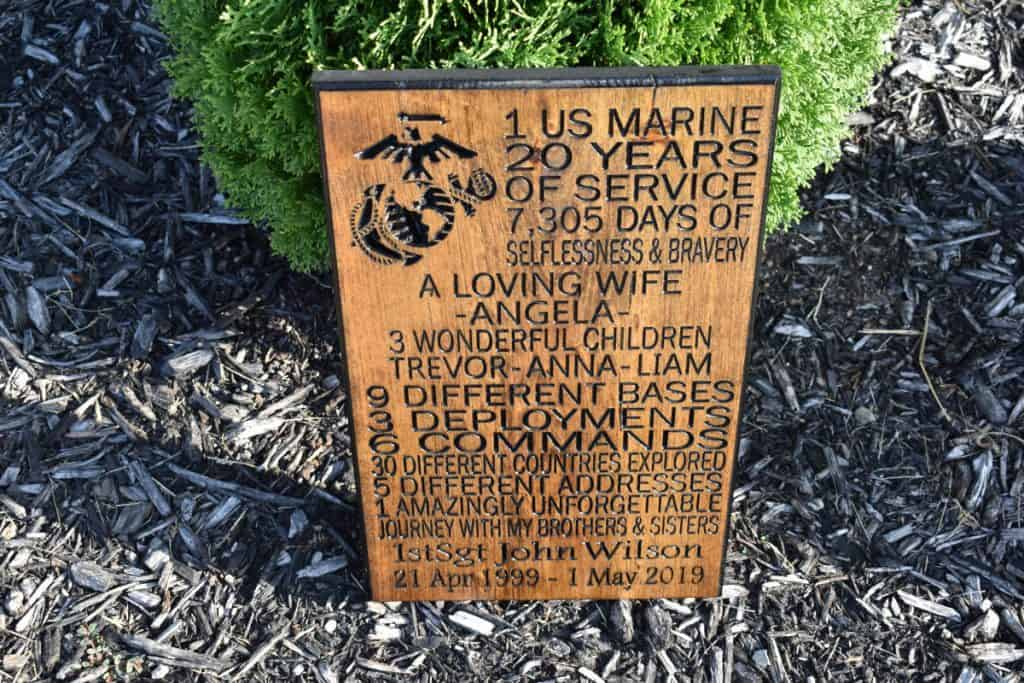 Woodworking By LPI - US Marine Memories