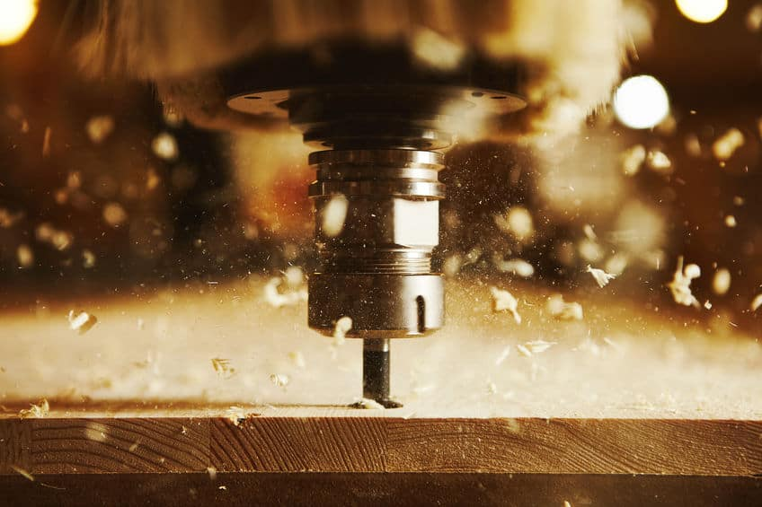 Woodworking By LPI Routing Bit with Dust