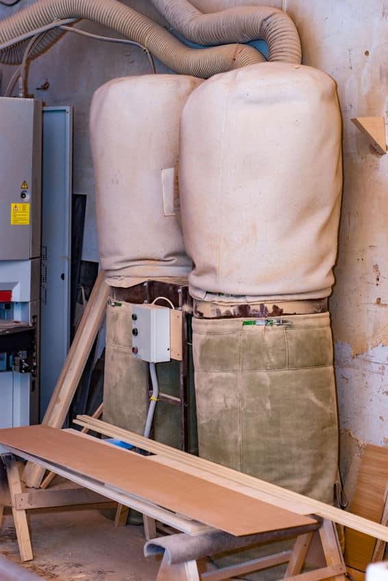Woodworking By LPI Dust Collector