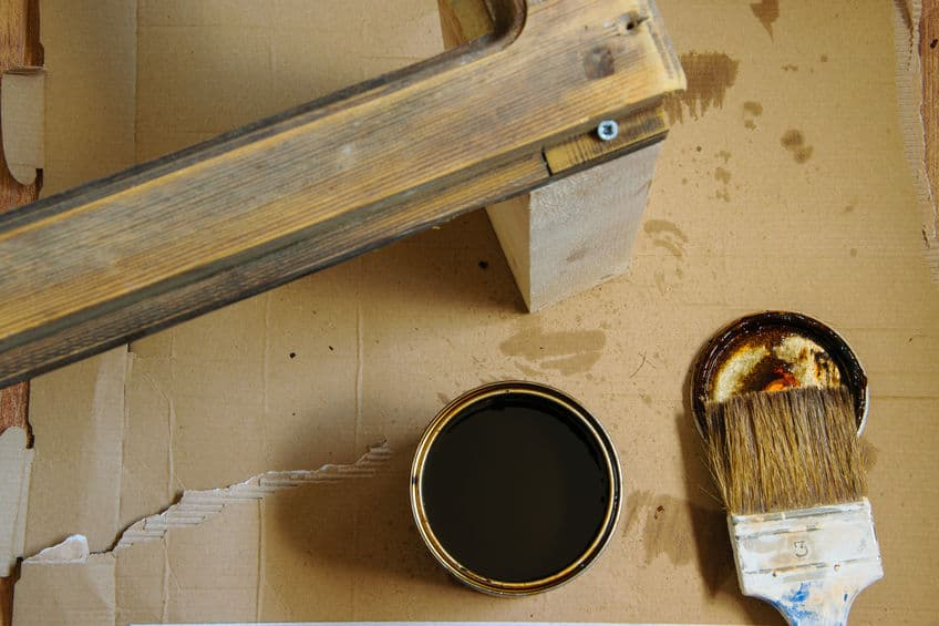 Woodworking By LPI - Sealer Can