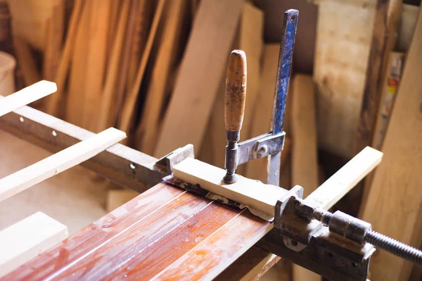 Woodworking By LPI - End Clamp