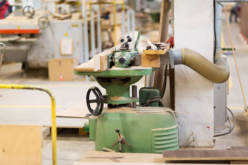 Woodworking By LPI - Saw And Dust Collection