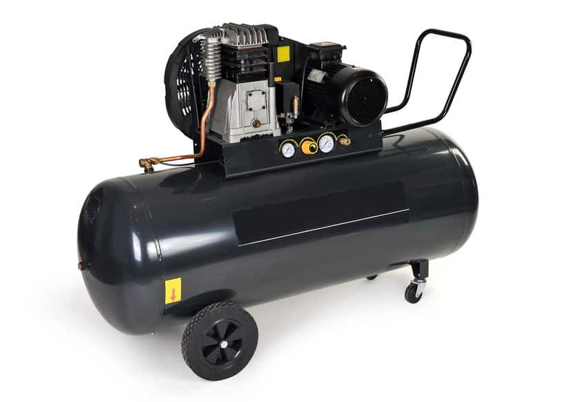 Woodworking By LPI - How To Maintain Wood Shop Air Compressor