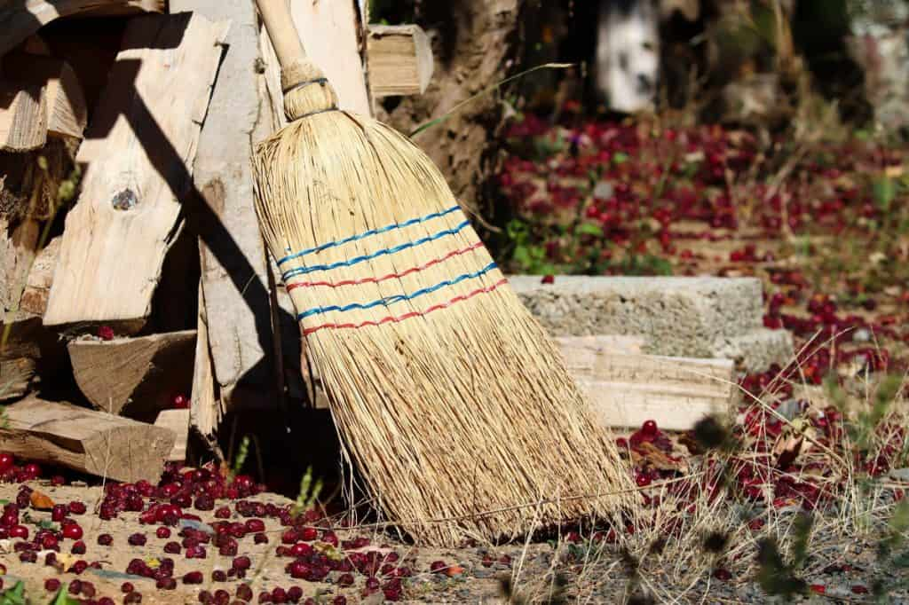 Woodworking By LPI - Broom Outside