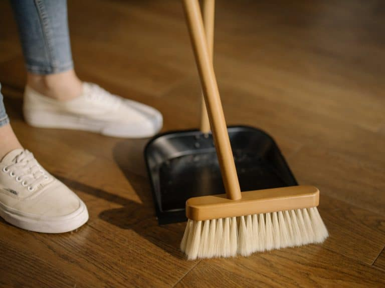 What Is A Good Broom For Wood Shop