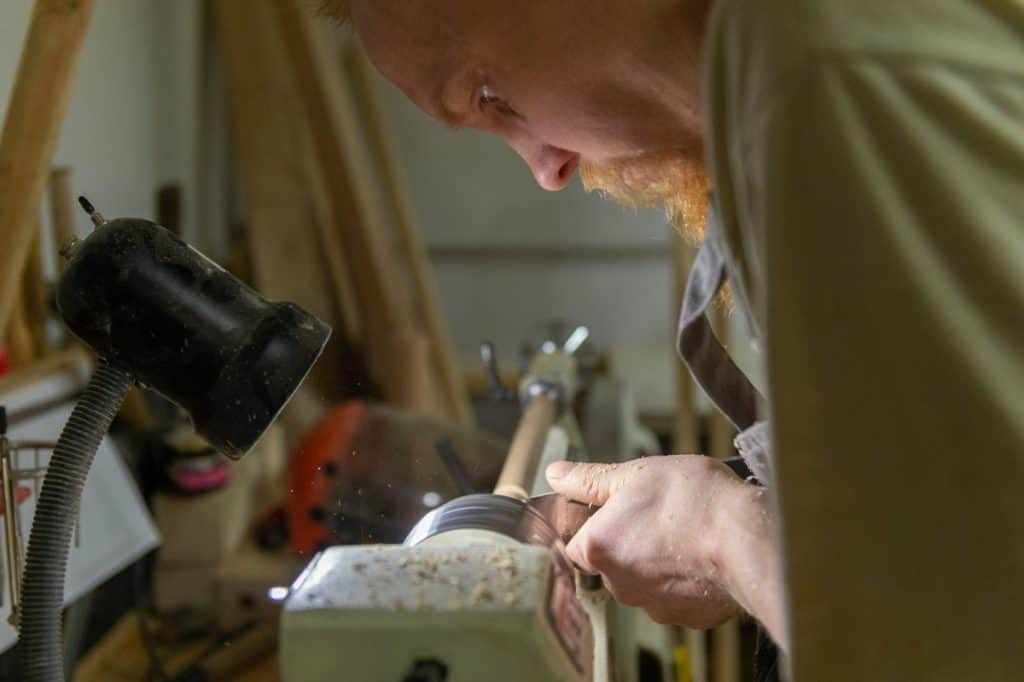 Woodworking By LPI - Woodworking Without Mask