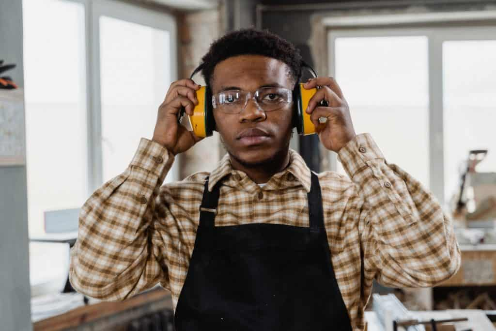 Woodworking By LPI - Should I wear ear protection during woodworking