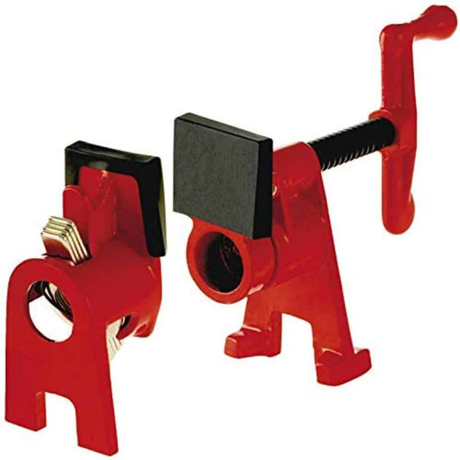 Woodworking By LPI - Pipe Clamp Ends