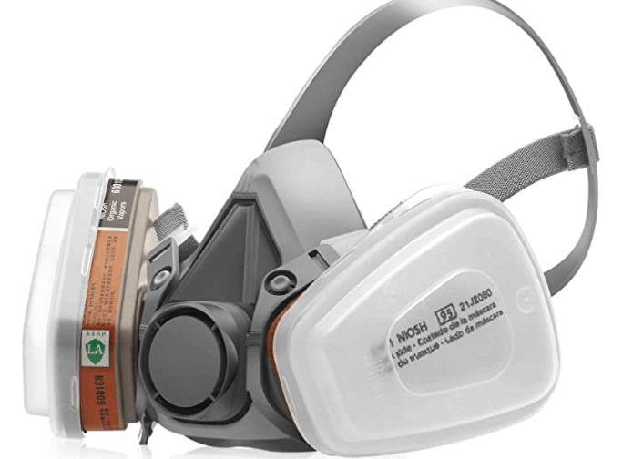 Woodworking By LPI - Respirator