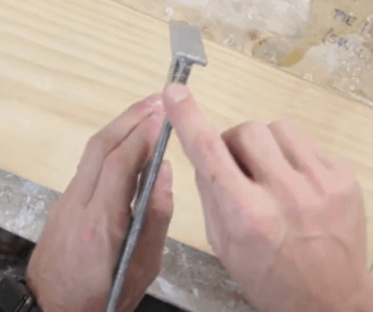Woodworking By LPI - Speed Square Lip Edge