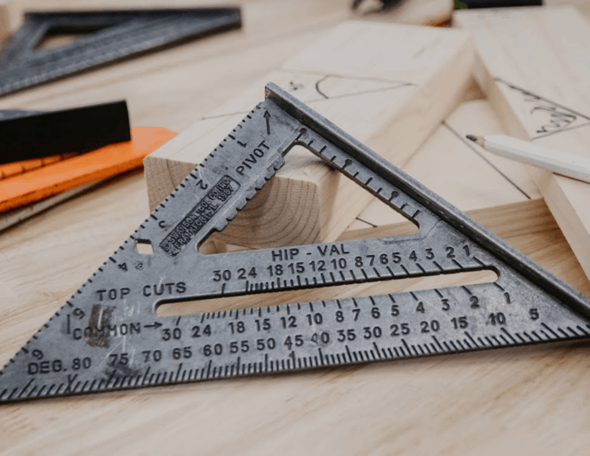 Woodworking By LPI - How To Use A Speed Square Like A Pro