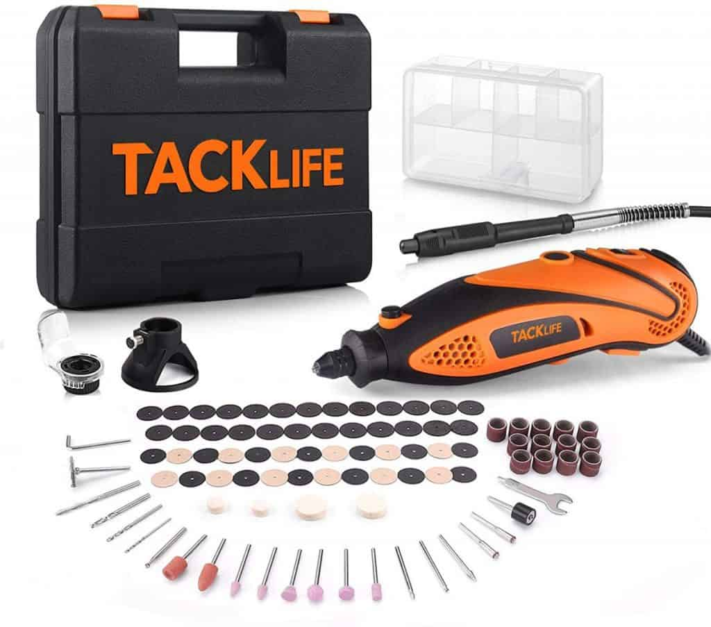 Woodworking By LPI - Tacklife Rotary Tool