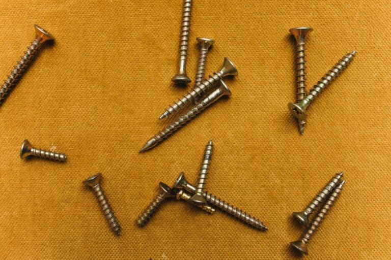 What Screws Do I Use For Wood Projects
