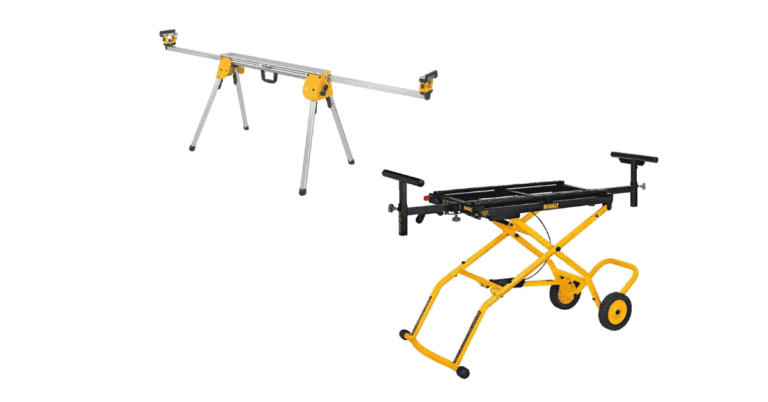 Dewalt Miter Saw Stand: Do You Really Need It